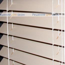 Жалюзи горизонтальные 50 мм, арт. Bleached White от производителя жалюзи и рулонных штор РДО