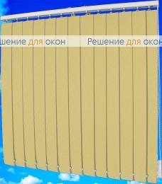 Жалюзи вертикальные БЛИЗЗАРД  021 бежевый от производителя жалюзи и рулонных штор РДО
