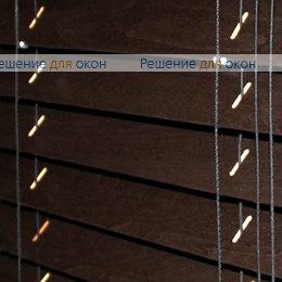 Жалюзи горизонтальные 50 мм, арт. Ebony от производителя жалюзи и рулонных штор РДО