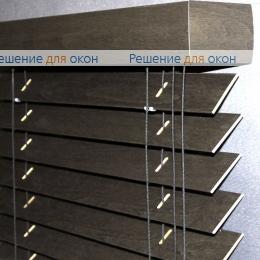 50мм, Жалюзи горизонтальные 50 мм, арт. Ebony от производителя жалюзи и рулонных штор РДО