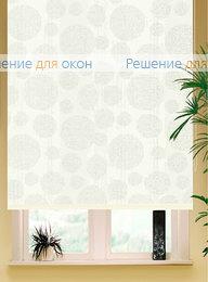 РК-65 Бокс квадрат на большие окна, Коробные рулонные шторы РК-65 Бокс квадрат ГАЛАКТИКА Б/О 9224 от производителя жалюзи и рулонных штор РДО
