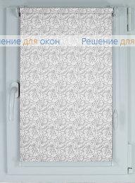 Компакт на створку окна, Рулонные шторы КОМПАКТ АЖУР от производителя жалюзи и рулонных штор РДО
