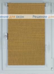 Рулонные шторы КОМПАКТ ЛИМА Б/О 7424 кофейный от производителя жалюзи и рулонных штор РДО