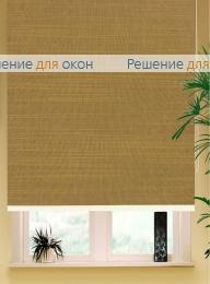 Коробные рулонные шторы РК-42 Бокс квадрат  ЛИМА Б/О 7424 кофейный от производителя жалюзи и рулонных штор РДО