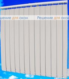 Жалюзи вертикальные тканевые, Жалюзи вертикальные ЛАЙН  011 Белый от производителя жалюзи и рулонных штор РДО