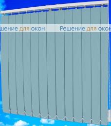 Жалюзи вертикальные тканевые, Жалюзи вертикальные ЛАЙН  101 голубой от производителя жалюзи и рулонных штор РДО
