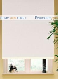 Коробные рулонные шторы РК-42 Бокс квадрат  МИРАНДА 902 Слоновая кость от производителя жалюзи и рулонных штор РДО