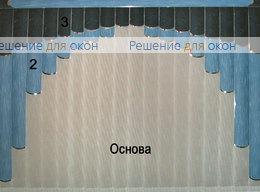 Жалюзи мультифактурные, Жалюзи мультифактурные Модель №9 от производителя жалюзи и рулонных штор РДО