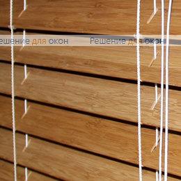 Жалюзи горизонтальные 50 мм, арт. Natural бамбук от производителя жалюзи и рулонных штор РДО