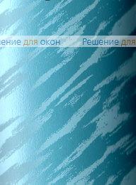 Жалюзи вертикальные платиковые МРАМОР голубой от производителя жалюзи и рулонных штор РДО