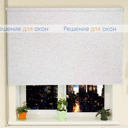 Рулонные шторы РП-25 (30) АЛЛЕГРО ЛЁН 1001 от производителя жалюзи и рулонных штор РДО