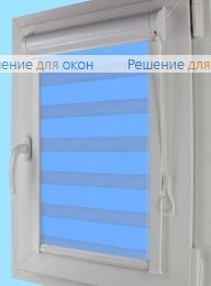 Уни плюс Зебра на створку окна, Уни плюс Зебра  СИМПЛ 10 от производителя жалюзи и рулонных штор РДО