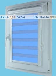 Витео плюс Зебра на створку окна, Витео плюс Зебра  СИМПЛ 10 от производителя жалюзи и рулонных штор РДО