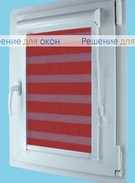 Вегас Зебра на створку окна, Вегас Зебра  СИМПЛ 12 от производителя жалюзи и рулонных штор РДО