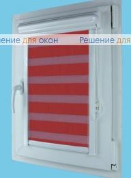 Витео плюс Зебра на створку окна, Витео плюс Зебра  СИМПЛ 12 от производителя жалюзи и рулонных штор РДО