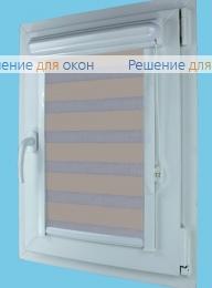 Витео плюс Зебра на створку окна, Витео плюс Зебра  SIMPLE 5 от производителя жалюзи и рулонных штор РДО