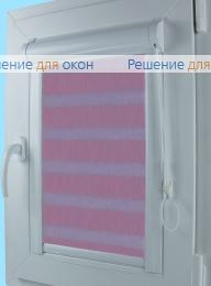 Уни Зебра на створку окна, Уни Зебра  SIMPLE 8 от производителя жалюзи и рулонных штор РДО