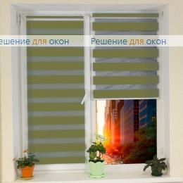 Компакт Зебра на створку окна, Компакт Зебра  SIMPLE 9 от производителя жалюзи и рулонных штор РДО