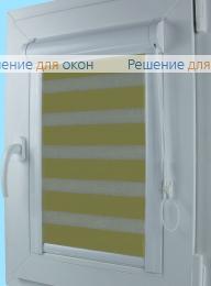 Уни Зебра на створку окна, Уни Зебра  SIMPLE 9 от производителя жалюзи и рулонных штор РДО