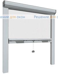 Рулонная москитная система SYSTEM 43 вертикальный сдвиг, Рулонная москитная система SYSTEM 43 вертикальный сдвиг от производителя жалюзи и рулонных штор РДО