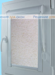 Уни на створку окна, Уни АЛЛЕГРО ЛЁН 1000 от производителя жалюзи и рулонных штор РДО
