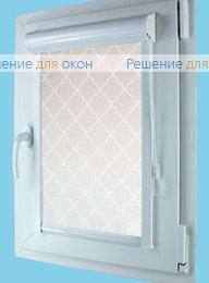 Вегас на створку окна, Вегас АРАБЕСКА от производителя жалюзи и рулонных штор РДО