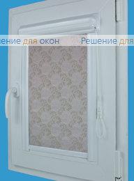 Витео на створку окна, Витео ДАМАСК 2 от производителя жалюзи и рулонных штор РДО