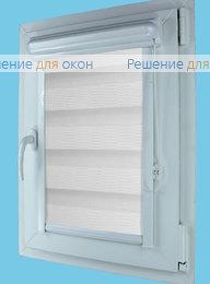 Витео плюс Зебра на створку окна, Витео плюс Зебра КАСКАД 1, белый от производителя жалюзи и рулонных штор РДО