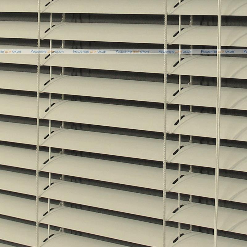 Жалюзи горизонтальные 25 мм, арт. 2259 Св. бежевый матовый от производителя жалюзи и рулонных штор РДО