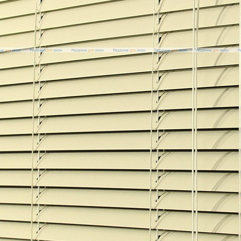 Жалюзи горизонтальные межрамные 16 мм, арт. 23 Св. бежевый глянец от производителя жалюзи и рулонных штор РДО