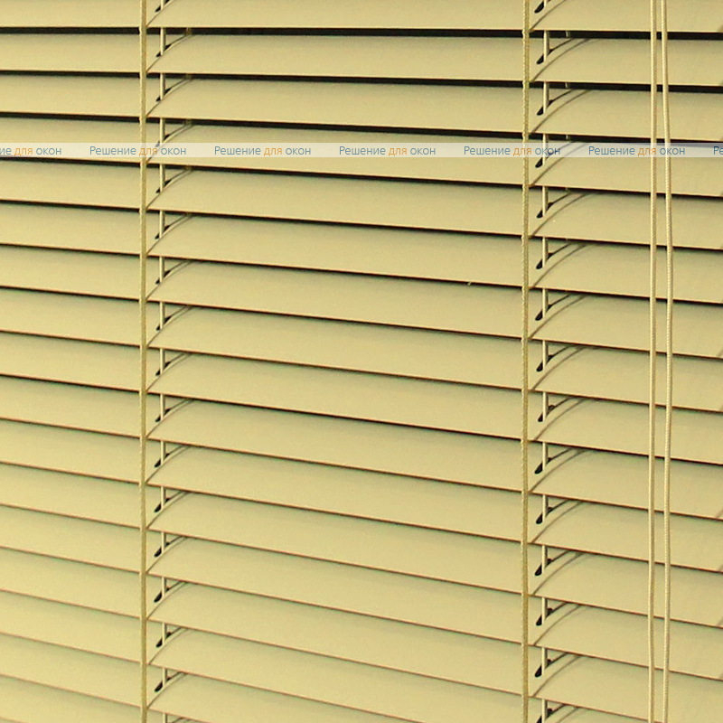 Жалюзи горизонтальные 16 мм, арт. 2406 Бежевый от производителя жалюзи и рулонных штор РДО
