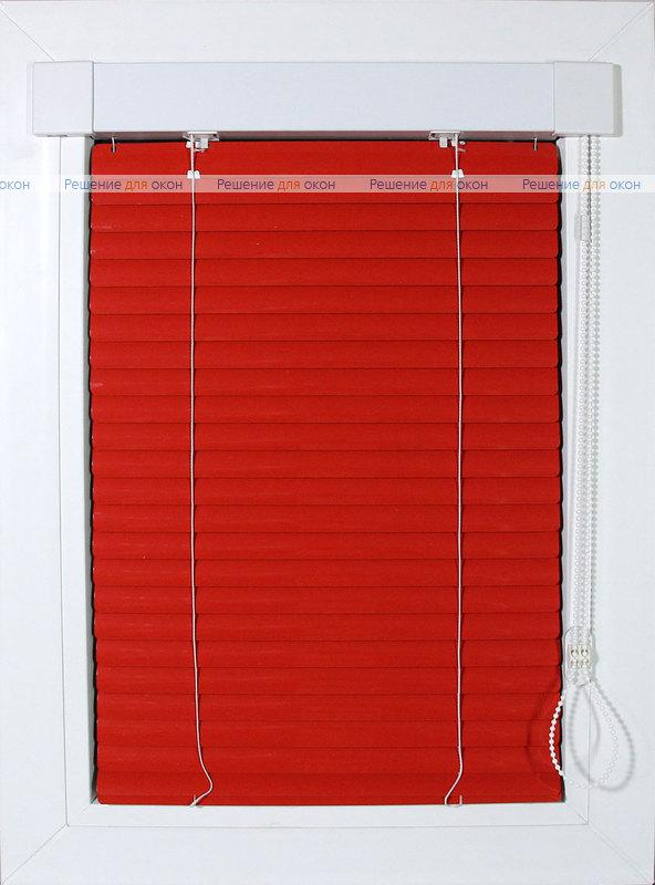 ИзотраХит 25 мм цвет 4077 Красный от производителя жалюзи и рулонных штор РДО