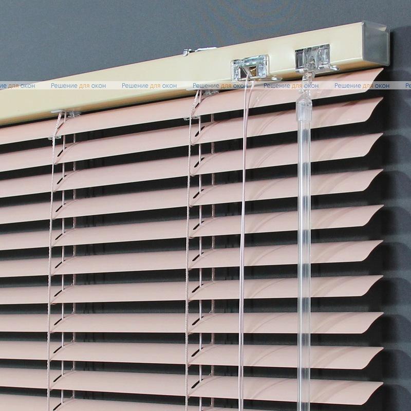 Жалюзи горизонтальные 25 мм, арт. 4158 Розовый глянец от производителя жалюзи и рулонных штор РДО
