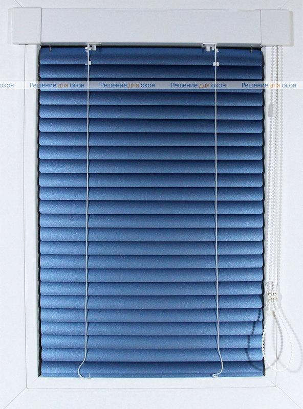 ИзотраХит 25 мм цвет 491 Синий металлик от производителя жалюзи и рулонных штор РДО