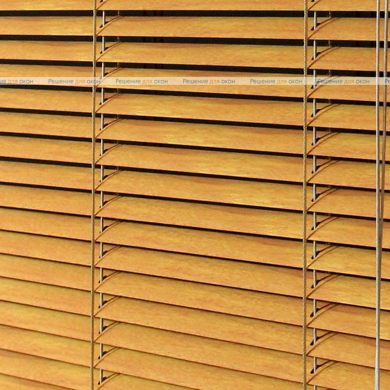 Жалюзи горизонтальные 16 мм, арт. 6012 Бук от производителя жалюзи и рулонных штор РДО