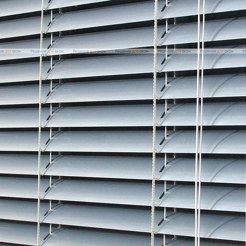 Жалюзи горизонтальные межрамные 25 мм, арт. 7005 Натуральный алюминий от производителя жалюзи и рулонных штор РДО