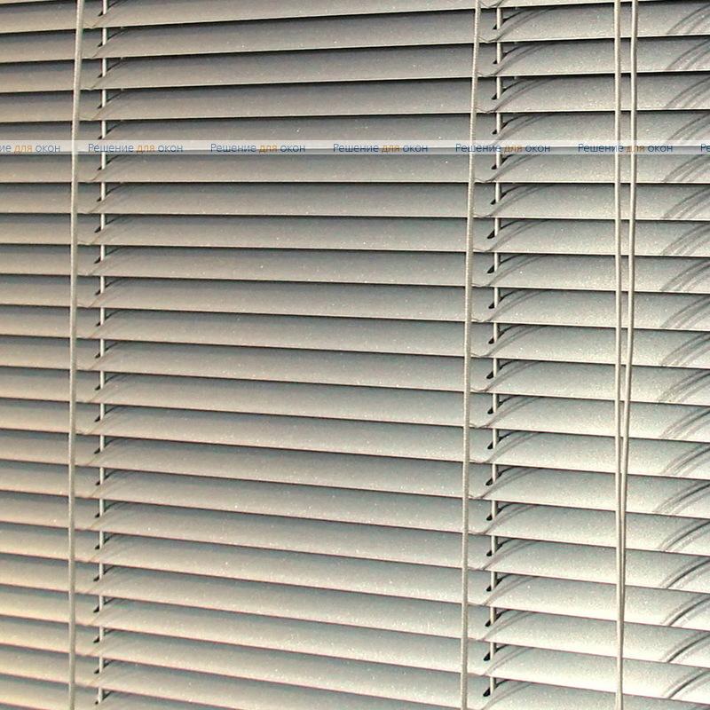 Жалюзи горизонтальные 16 мм, арт. 7013 Серебро от производителя жалюзи и рулонных штор РДО