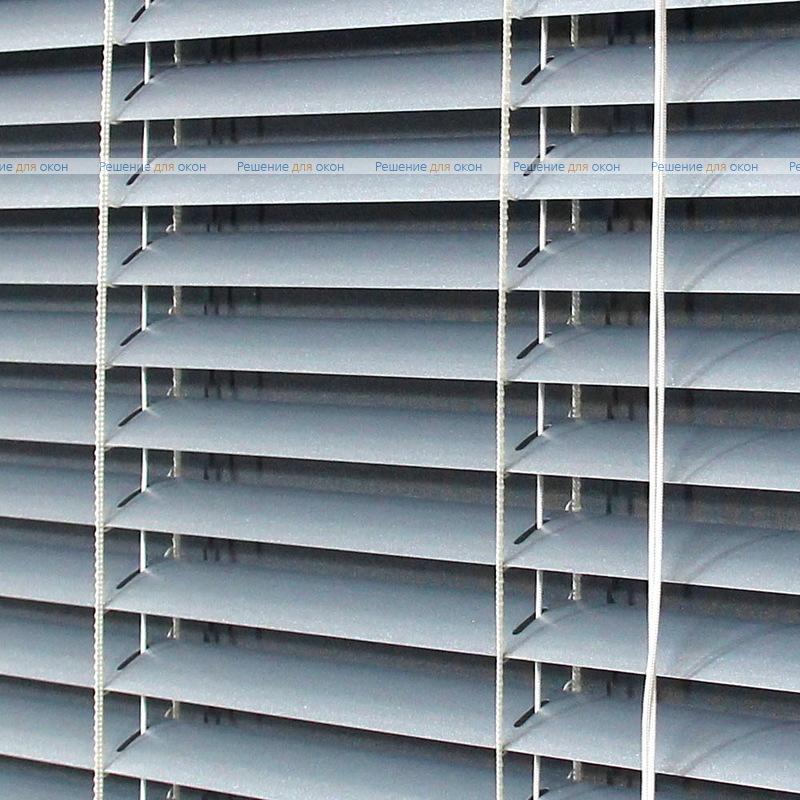 Жалюзи горизонтальные межрамные 25 мм, арт. 7013 Серебро от производителя жалюзи и рулонных штор РДО