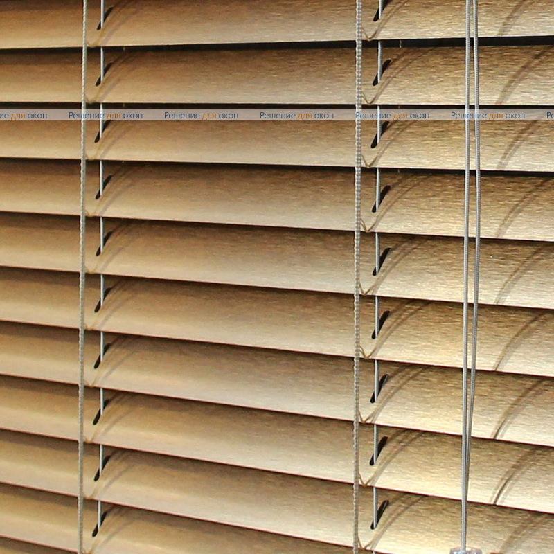 Жалюзи горизонтальные межрамные 25 мм, арт. 7528 Штрих медь от производителя жалюзи и рулонных штор РДО